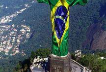 brasilidades /  o melhor do Brasil♥ e da minha amada São Paulo♥ / by lucia matos