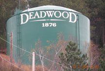 Deadwood: Then and Now / by Tereasa Reitz Clark