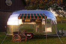 Vintage Campers / by Sandra Trebbne