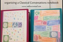 Classical Conversations / by Rissa Metzler