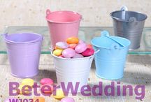 Wedding Favor Boxes, candy bags / Wedding Gifts, Party Favors, Baptism Souvenirs by Shanghai Beter Gifts ; http://aliexpress.com/store/512567 =worldwide shipping= / by Weddinggifts Shanghai