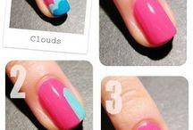 Nail pretty :) / by Christine Broxson Wynne