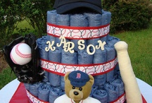 Diaper Cakes / by Kelly Firmbach