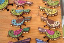 Mosaics....! / by Berta Chaya