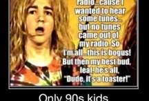 Oldie but Goldie :) / Being born in 98 I missed most all of the actual 90s, but I think we all know that the 90s didn't end until at least 04. That, and I have older parents. Lol / by Allison Bearden