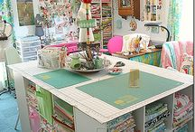 Other Sewing Room Ideas / by Beth Matheus