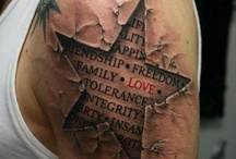 Ink and Tattoo's / by Gin