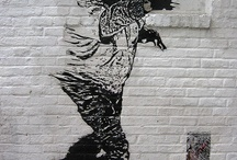 WK Interact / Work from NY based french artist WK Interact / by Hookedblog Street Art
