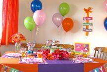 Dora Explorer Party Theme / Dora Explorer Party Theme / by Momtrepreneur SA