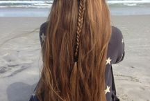 Long Hair / by phyllis lepard