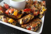 Savory Party Snacks / by Cindy Magee