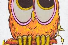 Owl Owlays love Owls / by Heather York