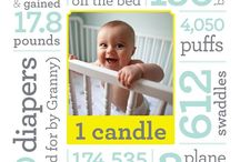 First birthday ideas / by Zoe