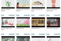 Kindergarten Videos, Songs, and Online Stories / by Kelly Weathers