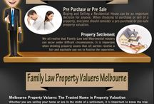 Family Law Property Valuations Melbourne / by Land Valuers Melbourne