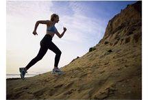 <3 Running  / by Danielle Bezeredi