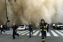September 11th Attacks / This Attacks was happen on September 11 2001 on a Tuesday. the time of day happen at 8:45 am to 10:30 am. this attacks charge the way of flying.   / by George Wright