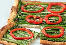 Asparagus: Zippy Tip Tuesday / by Sherry K