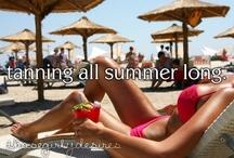 Summer! / by Audi Gleason