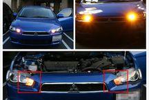 Mitsubishi LED Lights / by iJDMTOY.com Car LED