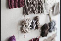 trico e croche / by Jeovana Nasco