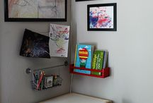 Art studio ideas - Reggio inspired  / by Hera Hermes