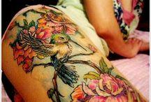 Tattoos / by Grace Web
