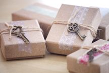 branding and wrapping / by Jessamyn Sommers