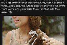 Hair!<3 / by Sarah Eddy