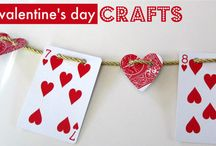 Valentine's Day Ideas & Crafts / by Leslie K