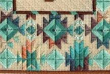 Cross Stitch - Plastic Canvas / by Becki Patterson
