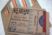 Birthday Party Ideas / by Ashley Cooper
