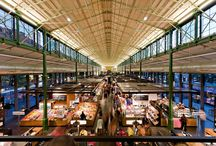 Markets & Food Halls / by Radek Stembera