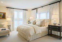 Beautiful Bedrooms / by Pamela Stephens