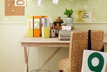 Craft Room / by Robyn Kauffman