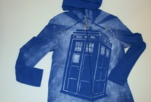 Dr. Who! / by Alison Baresel-Stock