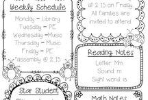 Teacher Classroom Resources / by Michelle Kernen