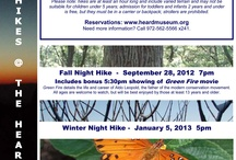 Fun things to do with the family / by Heard Natural Science Museum & Wildlife Sanctuary