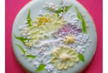 Rosey Sugar Art Confectionary  / by Melissa Marie