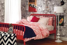 Kids Spaces / by Kathryn Humphreys