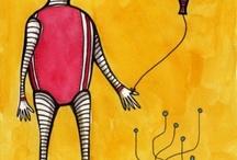 artwork i create / by Tana Thibert