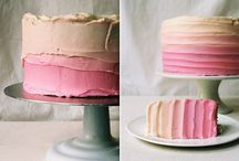 Cakes / by Fiona Vining