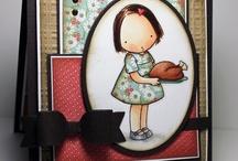 Pure Innocence MFT Cards / by Lin Lennon