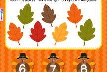 November Ideas / by Jessica Kirkpatrick