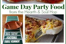 Party Foods / by Deanne