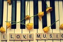 Music! / by Melissa Piggott