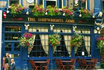 Pubs, Inns, Cafes and Shops / by Janet VanBuskirk