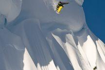 Snowboarding! / by Dave Rasmussen