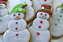 Christmas cookies / by Erin Brankowitz