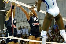 Volleyball / by Beverly Greene